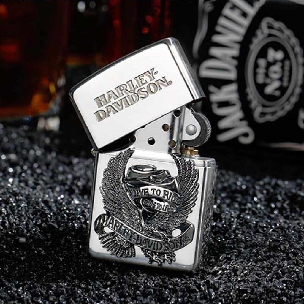Bật lửa hàng hiệu ZiPPO Harley Davidson