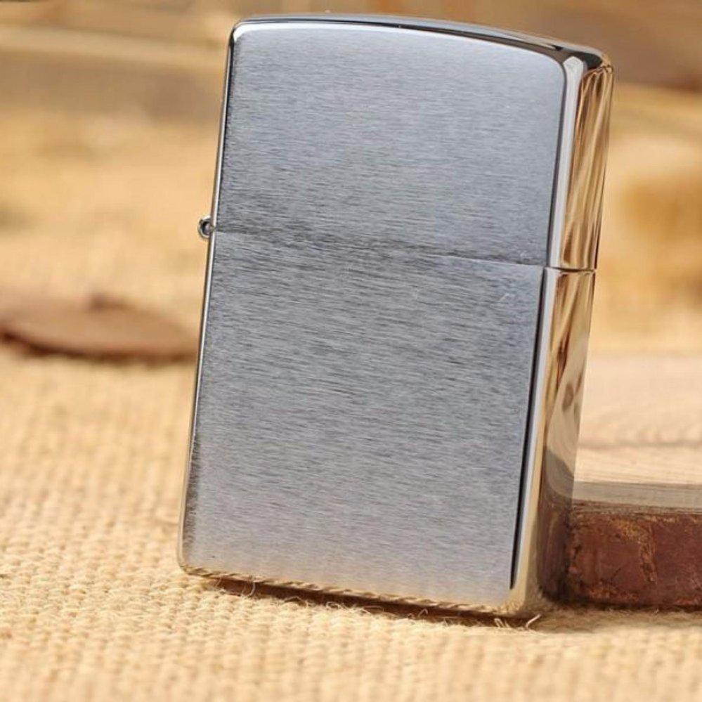 Dòng ZiPPO mang hình dáng cổ điển, sang trọng được nhiều người yêu thích