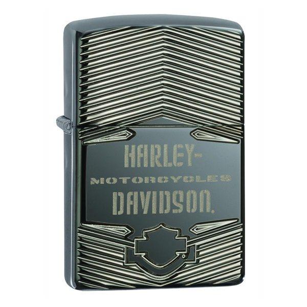 ZiPPO Harley Davidson – Người bạn đồng hành trên mọi cung đường